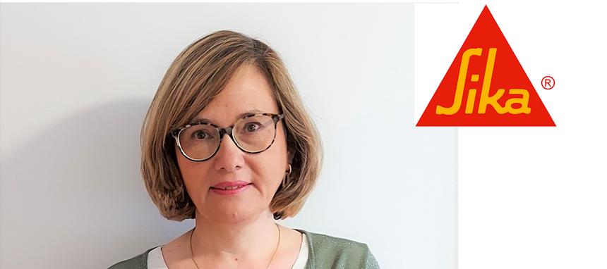 Sika nombra a Ana Carmona responsable mundial de sostenibilidad