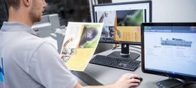 Heidelberg sigue invirtiendo en la serie Versafire y en la impresión híbrida