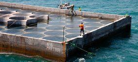 Rover Maritime coordina un proyecto de generación eólica