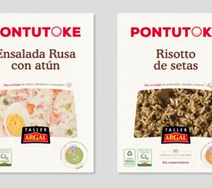 Argal revoluciona las categorías de platos, gazpachos y ensaladas con sus últimas innovaciones
