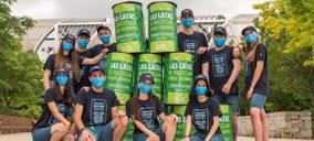 El 40% de españoles recicla sus latas de bebidas fuera de casa