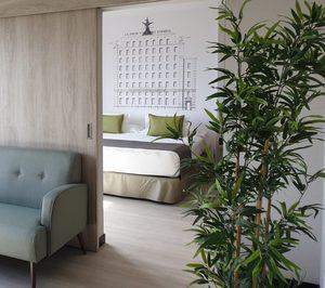 Sercotel incorpora el hotel Parque de Las Palmas