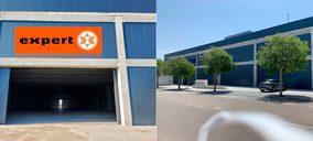 Unebsa Expert avanza en sus nuevas instalaciones en Baleares