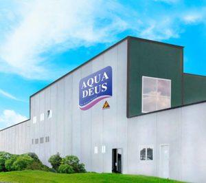Aquadeus construye un nuevo almacén para dar respuesta al aumento de su capacidad productiva