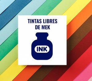 Trébol Group trae a España las tintas libres de MEK de Hitachi
