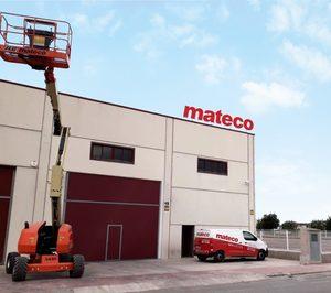 La alquiladora de maquinaria Mateco abre nuevo centro