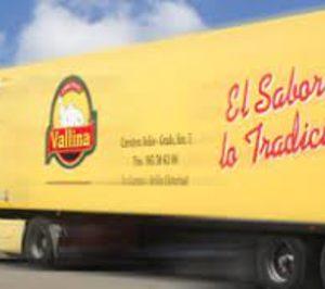 Embutidos Vallina externaliza parte de su logística