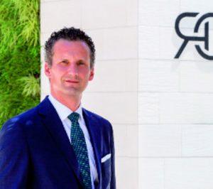 Olivier Rust, director del Radisson Collection de Sevilla