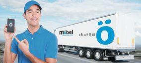 Möbel Logistics proyecta un gran hub en la zona centro