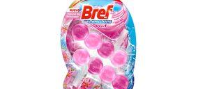 Henkel amplía la gama Bref WC con una nueva fórmula