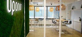 Uponor estrena oficinas en Madrid