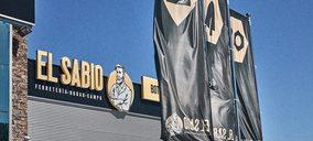 Ferretería El Sabio inaugura otras dos tiendas