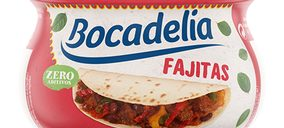 Bocadelia incorpora rellenos para fajitas tras relanzar su línea para sándwiches