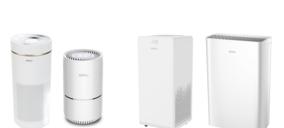 Eurofred amplía su gama de purificadores Daitsu con modelos que incluyen filtrado de alta eficiencia