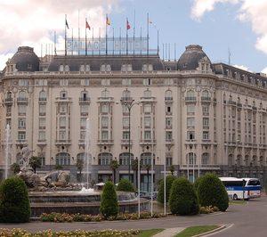 The Westin Palace Madrid tuvo fuertes pérdidas y caída de ventas en 2020