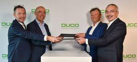Daikin firma un acuerdo con el fabricante de equipos de ventilación Duco