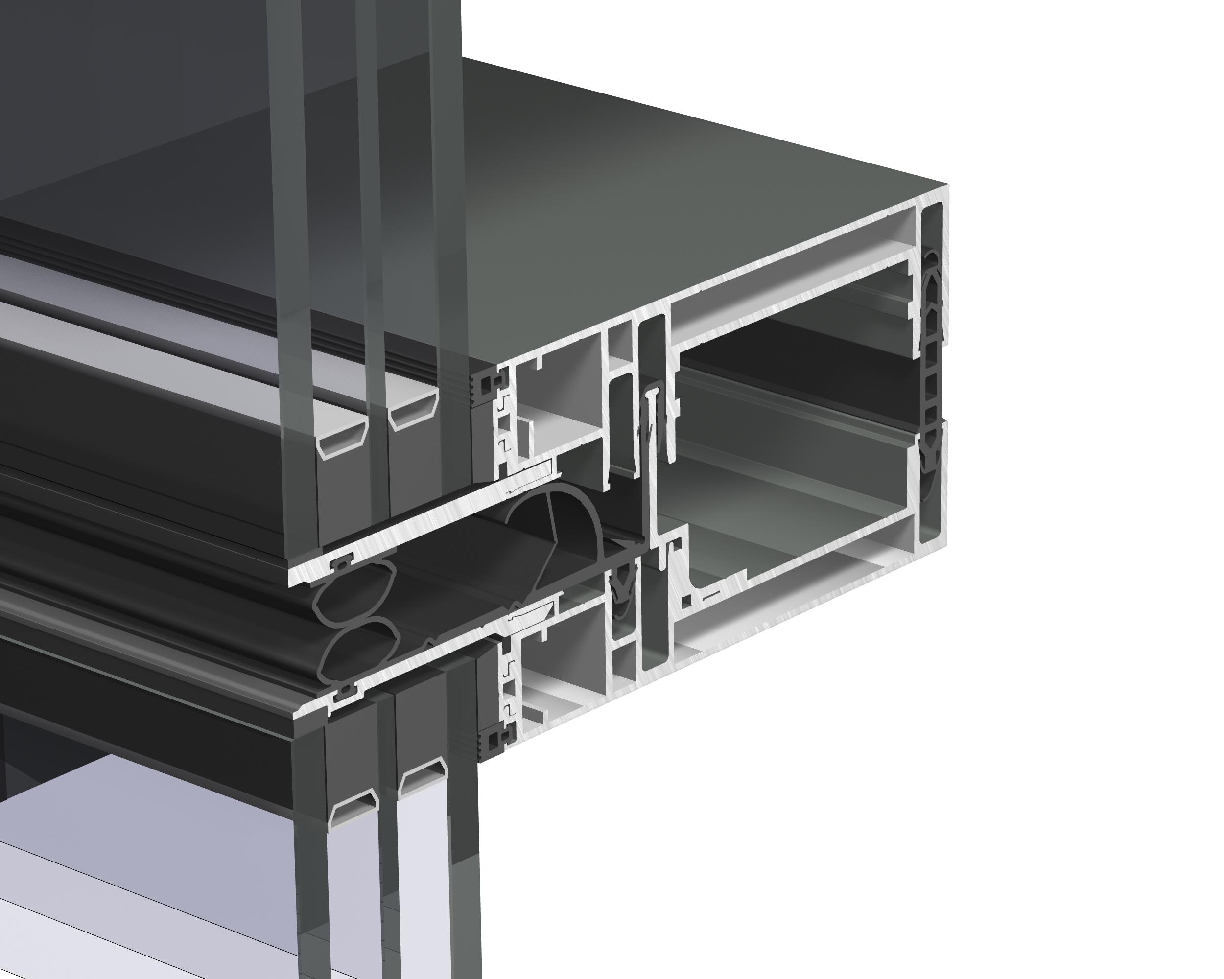 Reynaers Aluminium lanza su fachada modular de última generación