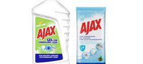 'Ajax' amplía su oferta en desinfección y refuerza su apuesta por la sostenibilidad