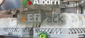 Albarri, que sigue al alza, proyecta su entrada en un nuevo canal de venta