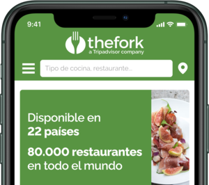TheFork invierte 20 M para acelerar la recuperación de los restaurantes en España, Francia e Italia