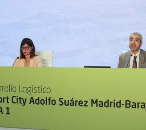 Aena lanza la primera área de desarrollo logístico de la Airport City Madrid-Barajas