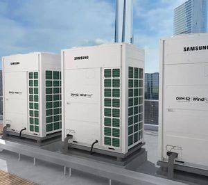 Samsung Electronics lanza su nueva gama de unidades exteriores DVM S2 con VRF