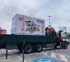 Haier Showroom visita las principales ciudades de España durante el verano
