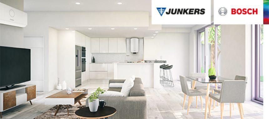 Junkers Bosch contribuye al ahorro con sus equipos eléctricos
