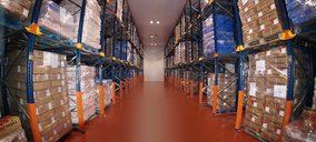 Murgaca incorpora un almacén de producto congelado