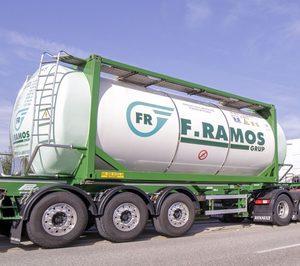 Transportes F. Ramos invierte en renovar su flota y hacerla más sostenible