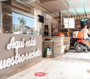 Telepizza ahonda en su innovación digital tras aumentar sus pedidos online un 28%, dentro de un crecimiento del 14% en delivery