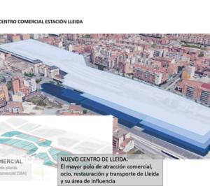 Lleida acogerá dos nuevos centros comerciales