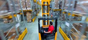 Arcese refuerza su operativa logística con un nuevo almacén multicliente