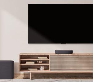 LG presenta en España su nueva barra de sonido ultra compacta QP5 Éclair