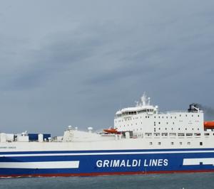 Grimaldi cierra la compra de ciertos activos y negocio de Trasmediterránea