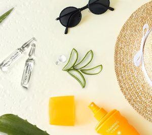 Viokox presenta las ampollas Aftersun para recuperar la piel de la exposición solar