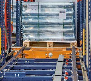Iberfrasa amplía sus instalaciones con un almacén automatizado autoportante