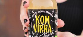 Komvida irrumpe en el segmento de bebidas NOLO con Komvirra