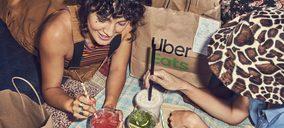 Uber Eats llega a nuevas ciudades