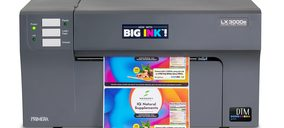 DTM Print presenta la nueva impresora de etiquetas LX3000e