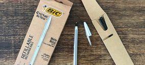 Desde la I+D hasta el packaging, Bic Iberia refuerza sus proyectos de economía circular
