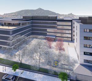 Lidl gastará 19 M en la ampliación de sus oficinas centrales en Montcada i Reixac (Barcelona)