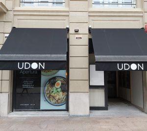 Udon suma dos nuevas unidades y alcanza los 70 establecimientos operativos