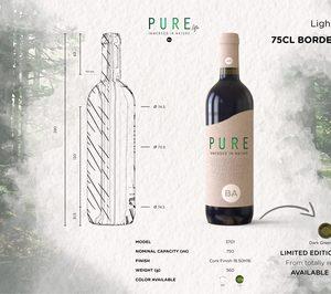 Ba Glass lanza la marca de envases de vidrio 'Pure'