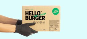 Hello Plant Food estrena la hamburguesa plant-based con menos ingredientes del mundo
