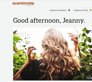 Nace Scentmate by Firmenich, la plataforma de fragancias que democratiza la creación de productos perfumados