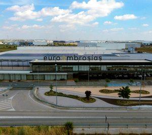 Euroambrosias alcanza pleno rendimiento en su nueva fábrica y alquila la anterior