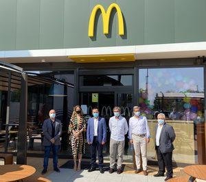McDonalds arranca el segundo semestre con cuatro nuevas aperturas