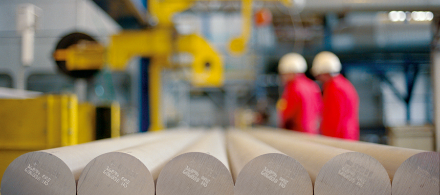 Hydro duplicará su capacidad de producción de aluminio reciclado en Navarra