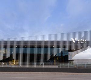 Vicky Foods instala paneles solares en su planta de Villalonga